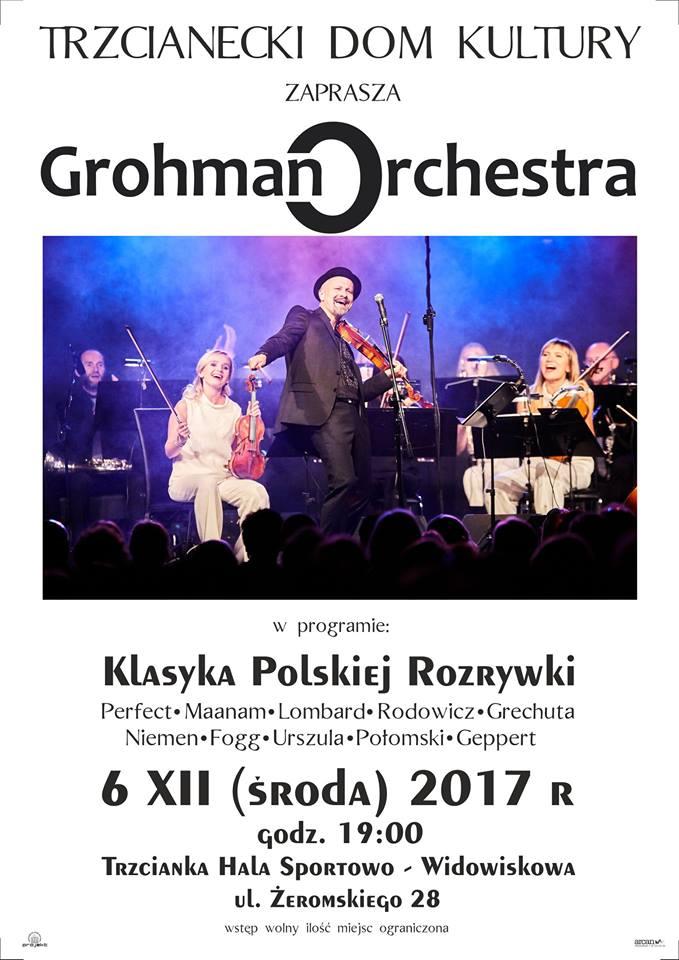 Grohman Orchestra w Trzciance