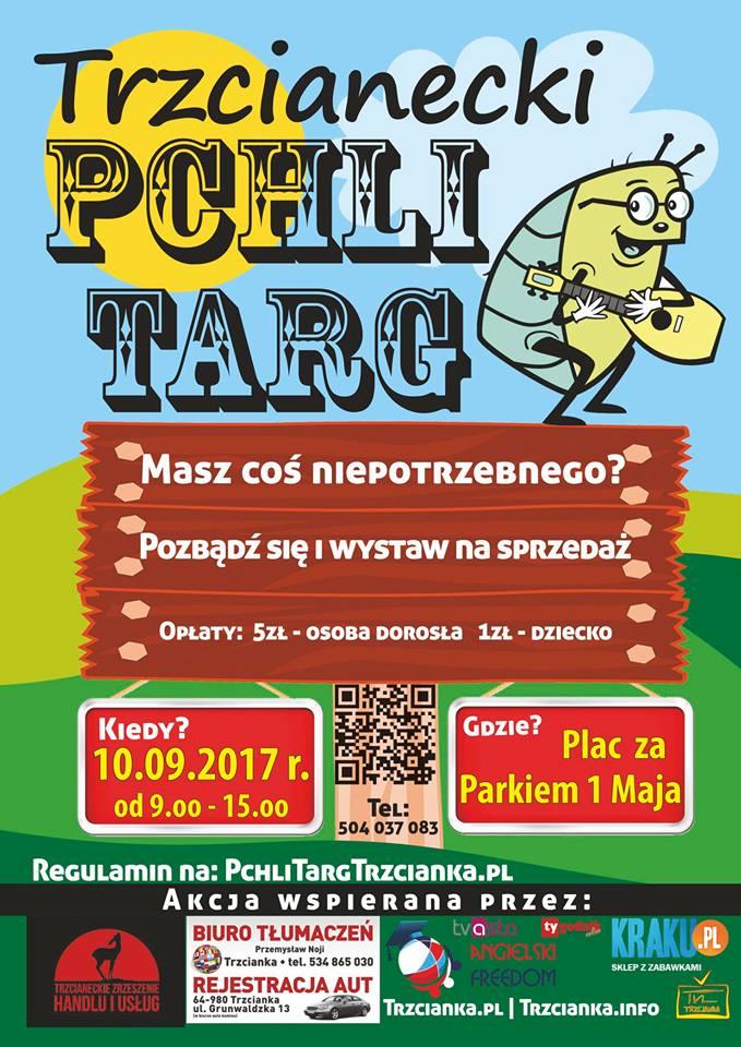 Trzcianecki Pchli Targ - 10 Wrzesień