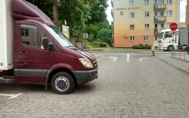 Darmowy parking pod UM w Trzciance