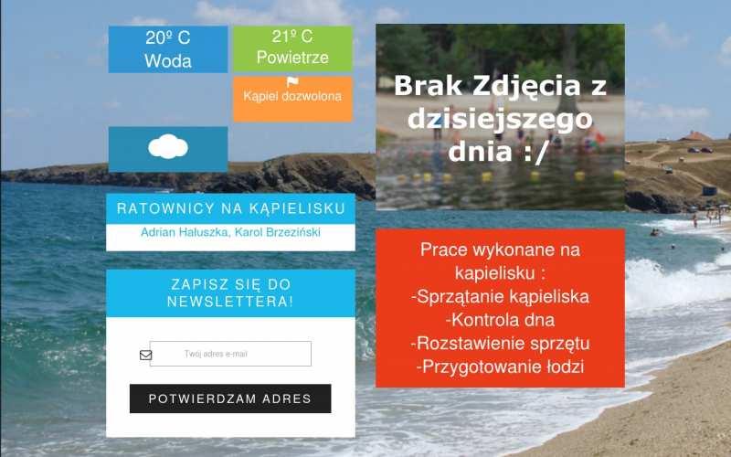 Dziennik WOPR Trzcianka
