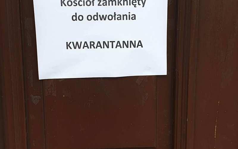 Kwarantanna w Trzciance - Koronawirus