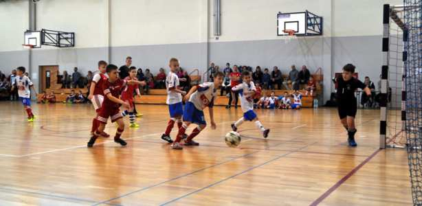 V Ogólnopolski Charytatywny Turniej Piłki Nożnej Bambinis Cup