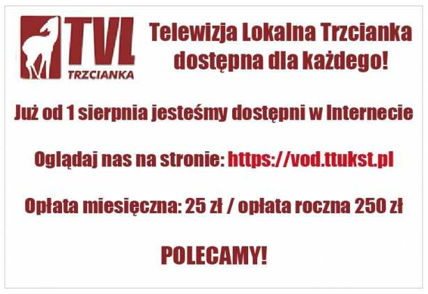 TV Trzcianka on-line