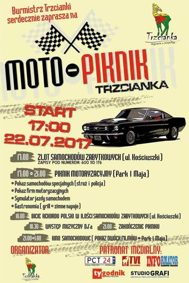 Moto-Piknik Trzcianka