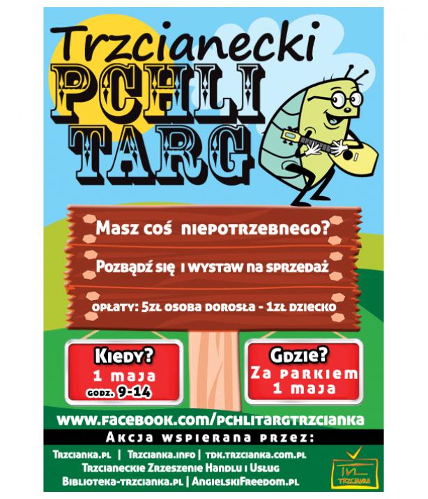 Trzcianecki Pchli Targ Maj 2018