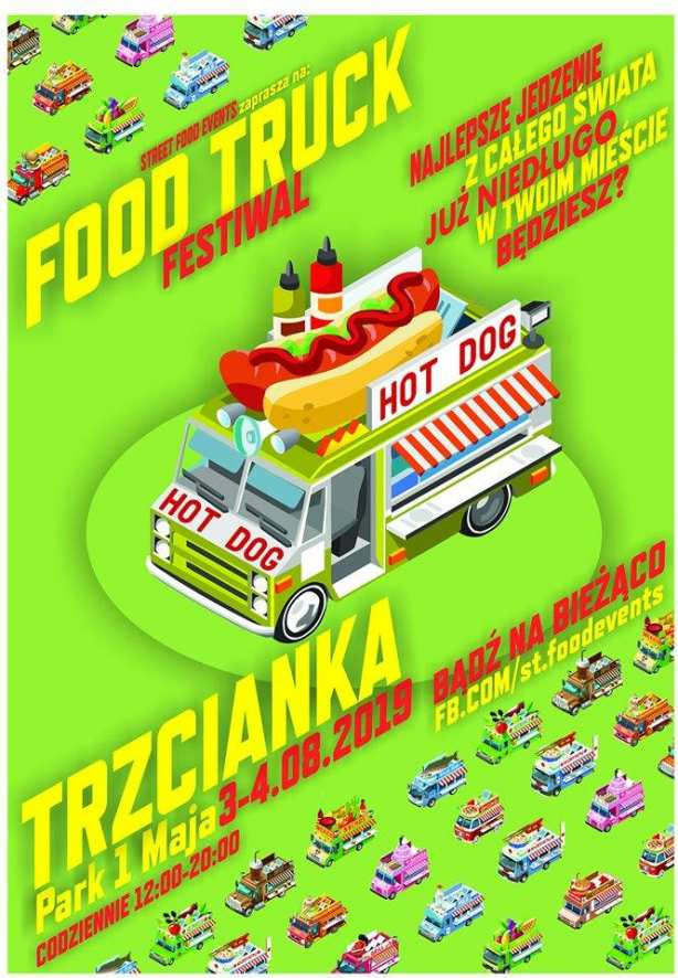 Trzcianka Food Truck Festival