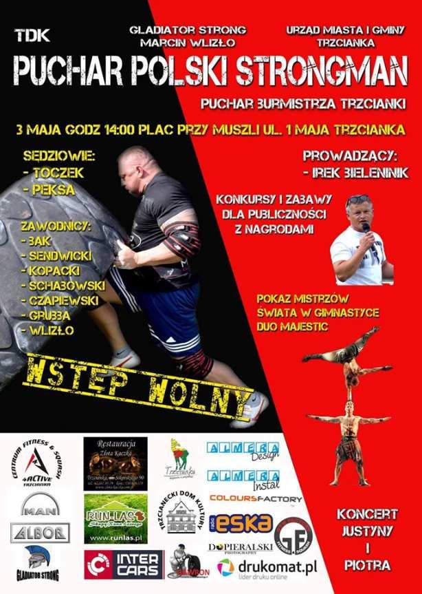 Strongman Trzcianka 2017