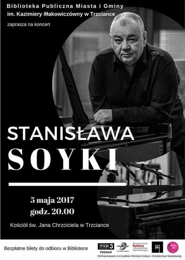 Trzcianka koncert Stanisława Soyki