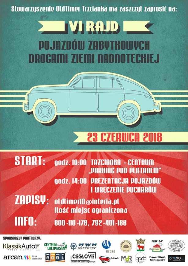VI Rajd Pojazdów Zabytkowych