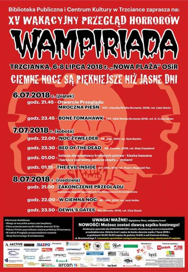 Wampiriada 2018