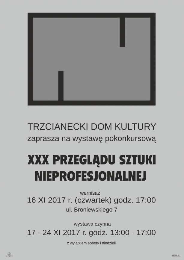 XXX Przegląd Sztuki Nieprofesjonalnej