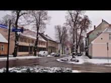 Embedded thumbnail for TRZCIANKA W ŚNIEŻNYM PUCHU - STYCZEŃ 2017 CZ. 2 (OSTATNIA)